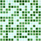 Mozaika szklana GLASS MOSAIC P4 No.3 - grubość 4mm
